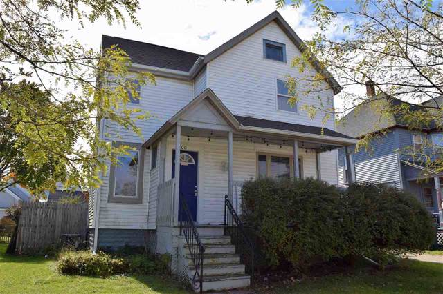 100 3RD Street, Fond Du Lac, WI 54935 (#50212934) :: Todd Wiese Homeselling System, Inc.