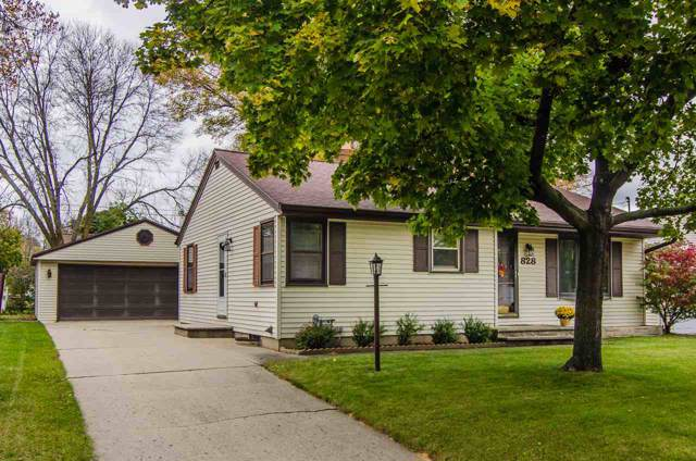 828 Mitchell Street, Green Bay, WI 54304 (#50212952) :: Dallaire Realty