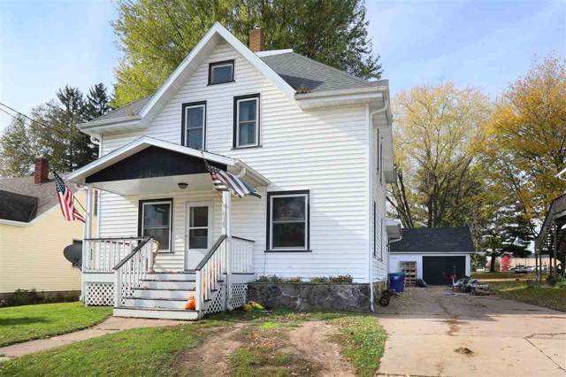 815 N Main Street, Marion, WI 54950 (#50212984) :: Dallaire Realty
