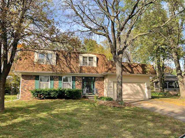 2725 Little Edelweiss Drive, Green Bay, WI 54302 (#50213023) :: Dallaire Realty