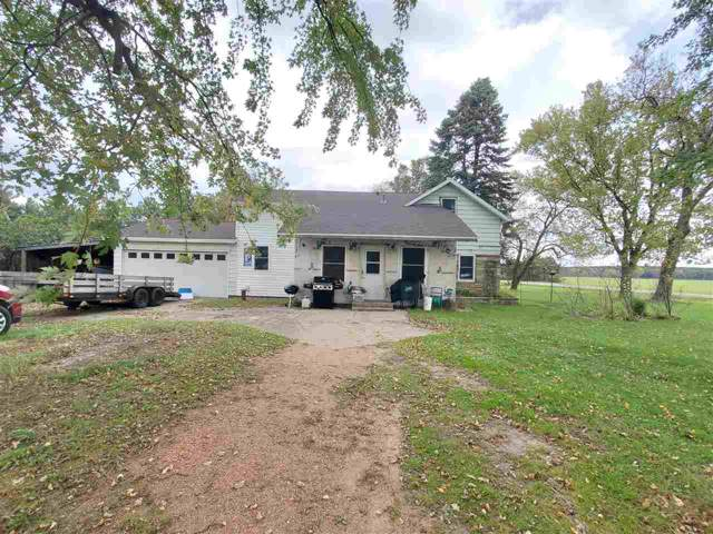 9522 1ST Street, Plainfield, WI 54966 (#50213033) :: Ben Bartolazzi Real Estate Inc