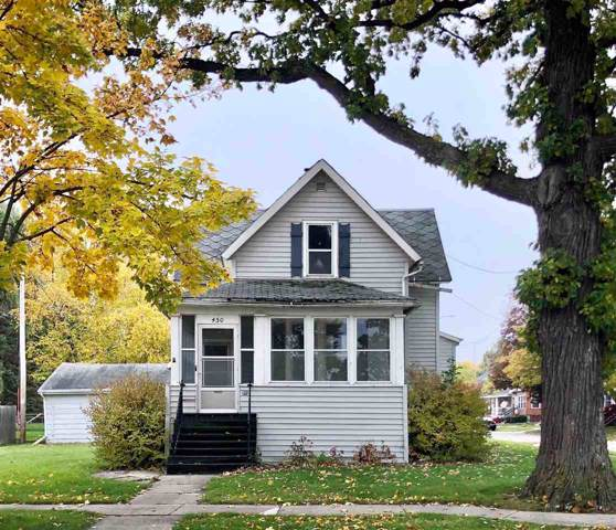 450 Forest Avenue, Fond Du Lac, WI 54935 (#50213047) :: Todd Wiese Homeselling System, Inc.