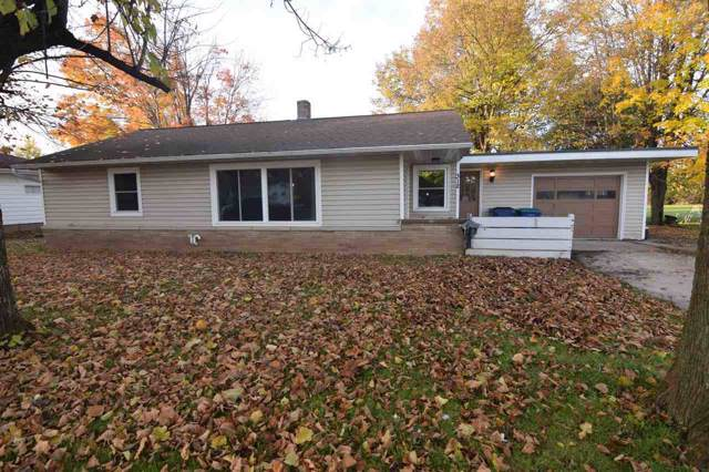 312 W Ramsdell Street, Marion, WI 54950 (#50213107) :: Todd Wiese Homeselling System, Inc.
