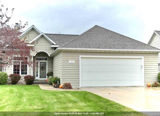 1667 Remington Ridge Way, De Pere, WI 54115 (#50213111) :: Todd Wiese Homeselling System, Inc.