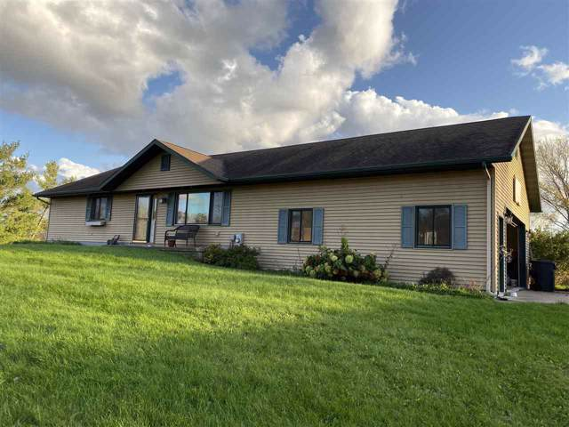 N3947 Hickory Road, Fond Du Lac, WI 54937 (#50213114) :: Todd Wiese Homeselling System, Inc.