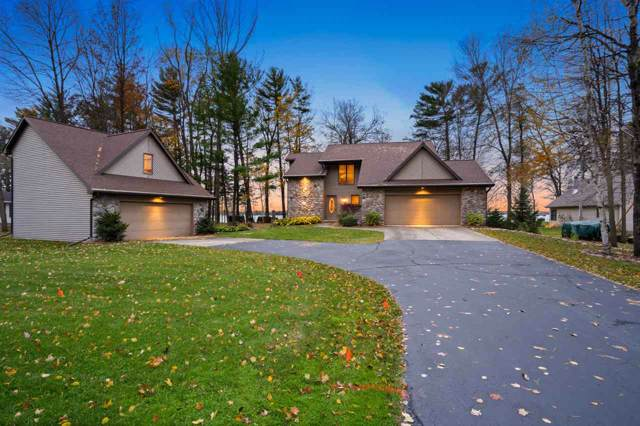 8803 N White Potato Lake Road, Pound, WI 54161 (#50213168) :: Todd Wiese Homeselling System, Inc.