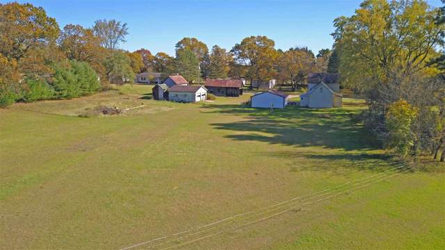 Semrow Road, Coloma, WI 54930 (#50213322) :: Todd Wiese Homeselling System, Inc.