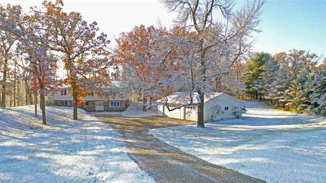 N3620 Tomorrow River Lane, Waupaca, WI 54981 (#50213462) :: Todd Wiese Homeselling System, Inc.