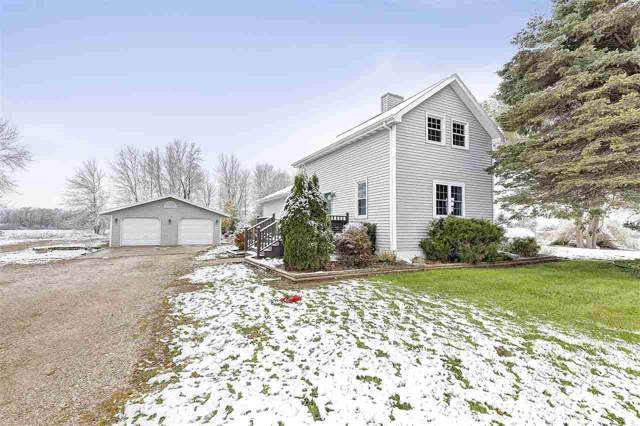 E4193 Hwy G, Kewaunee, WI 54216 (#50213496) :: Todd Wiese Homeselling System, Inc.