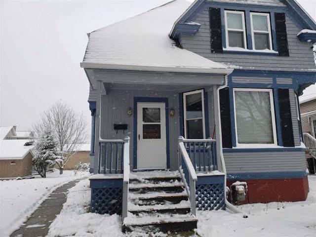 1207 Hamilton Street, Manitowoc, WI 54220 (#50213512) :: Todd Wiese Homeselling System, Inc.
