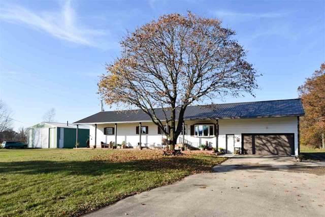 N4051 Sunnyview Road, Waupaca, WI 54981 (#50213571) :: Todd Wiese Homeselling System, Inc.