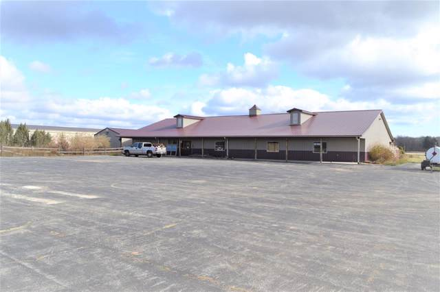 2740 E Frontage Road, Abrams, WI 54101 (#50213620) :: Todd Wiese Homeselling System, Inc.