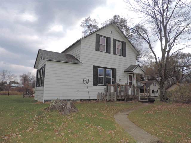 118 Knapp Street, Suring, WI 54174 (#50213683) :: Todd Wiese Homeselling System, Inc.