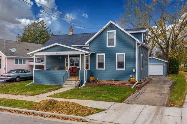 630 6TH Street, Menasha, WI 54952 (#50213752) :: Todd Wiese Homeselling System, Inc.