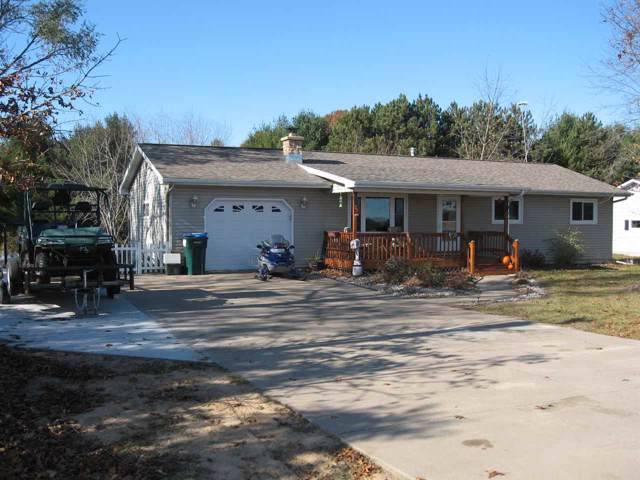 510 S Townline Road, Wautoma, WI 54982 (#50213765) :: Todd Wiese Homeselling System, Inc.