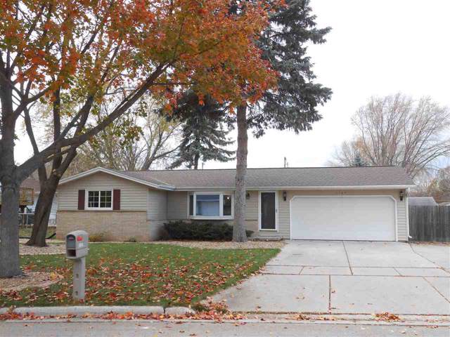 1707 Murphy Drive, Green Bay, WI 54303 (#50213767) :: Dallaire Realty