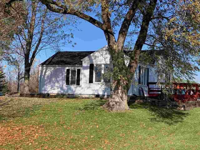 8616 Hwy J, Forestville, WI 54213 (#50213890) :: Todd Wiese Homeselling System, Inc.