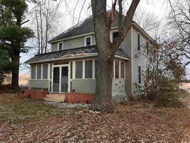 N5460 Hwy 49, Scandinavia, WI 54977 (#50213982) :: Todd Wiese Homeselling System, Inc.