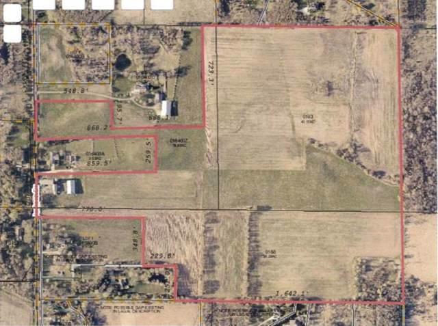 Jackson Drive, Jackson, WI 53037 (#50213992) :: Carolyn Stark Real Estate Team