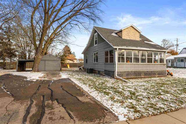 119 Denhardt Avenue, Neenah, WI 54956 (#50214040) :: Todd Wiese Homeselling System, Inc.
