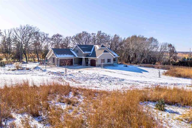8711 Schuster Road, Berlin, WI 54923 (#50214051) :: Todd Wiese Homeselling System, Inc.