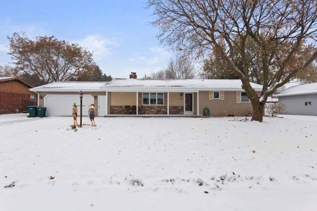 3308 W Parkridge Avenue, Appleton, WI 54914 (#50214070) :: Dallaire Realty