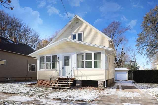 719 Grove Street, Oshkosh, WI 54901 (#50214093) :: Todd Wiese Homeselling System, Inc.