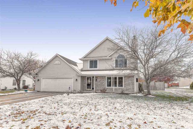 2531 Silver Cliff Trail, Green Bay, WI 54313 (#50214102) :: Todd Wiese Homeselling System, Inc.