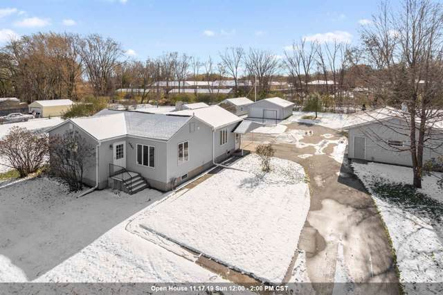 1721 Badger Street, Green Bay, WI 54303 (#50214105) :: Dallaire Realty