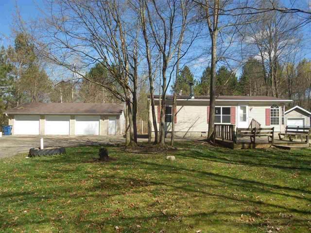 W10209 Beauleau Lake Road, Gresham, WI 54128 (#50214107) :: Todd Wiese Homeselling System, Inc.
