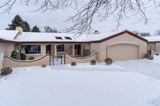 1424 E Capitol Drive, Appleton, WI 54911 (#50214138) :: Dallaire Realty