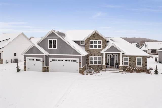 3922 N Secret Garden Court, De Pere, WI 54115 (#50214141) :: Todd Wiese Homeselling System, Inc.