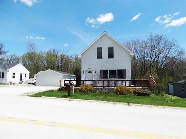 N0152 Hwy B, Kewaunee, WI 54216 (#50214144) :: Dallaire Realty
