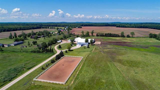 N4555 Hwy 76, Shiocton, WI 54170 (#50214150) :: Todd Wiese Homeselling System, Inc.