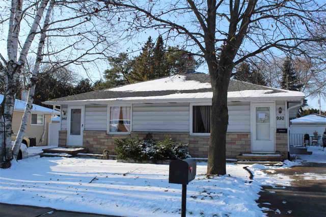 948 Ida Street, Menasha, WI 54952 (#50214152) :: Symes Realty, LLC