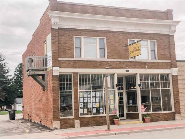 144 W Pulaski Street, Pulaski, WI 54162 (#50214154) :: Todd Wiese Homeselling System, Inc.