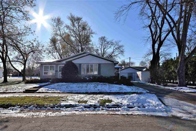 374 Webster Street, Berlin, WI 54923 (#50214170) :: Dallaire Realty