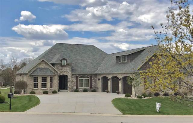 275 Blue Sky Circle, Green Bay, WI 54311 (#50214181) :: Symes Realty, LLC