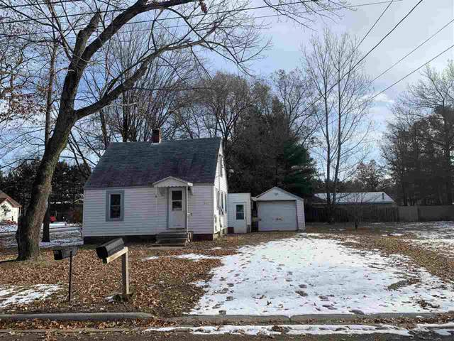 1202 S Andrews Street, Shawano, WI 54166 (#50214251) :: Dallaire Realty
