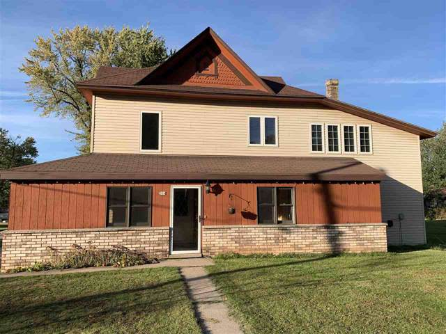 304 E 4TH Street, Manawa, WI 54949 (#50214261) :: Todd Wiese Homeselling System, Inc.