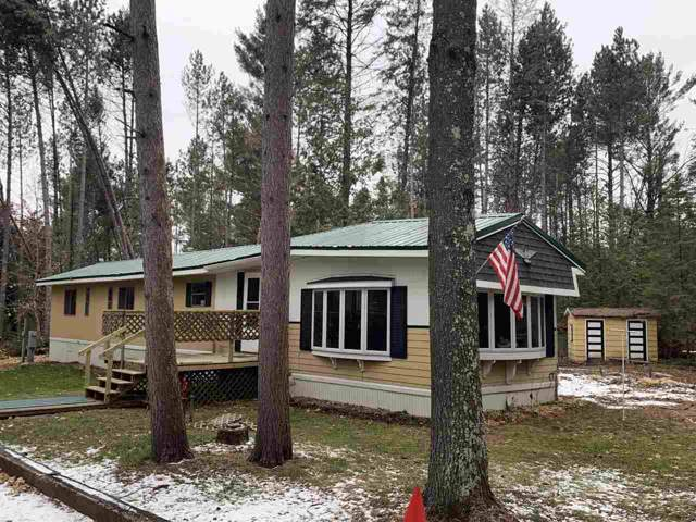14464 Pit Lane, Mountain, WI 54149 (#50214267) :: Todd Wiese Homeselling System, Inc.