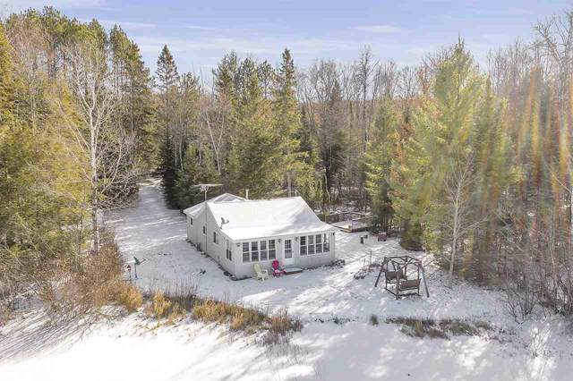 2917 Trump Lake Road, Wabeno, WI 54566 (#50214291) :: Todd Wiese Homeselling System, Inc.