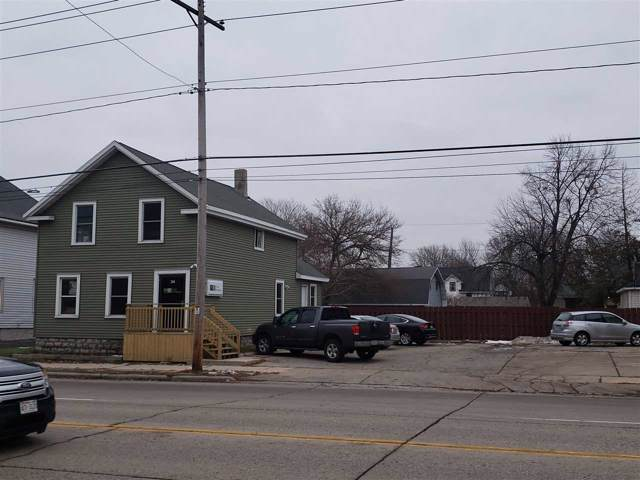 214 N Webster Avenue, Green Bay, WI 54301 (#50214337) :: Symes Realty, LLC
