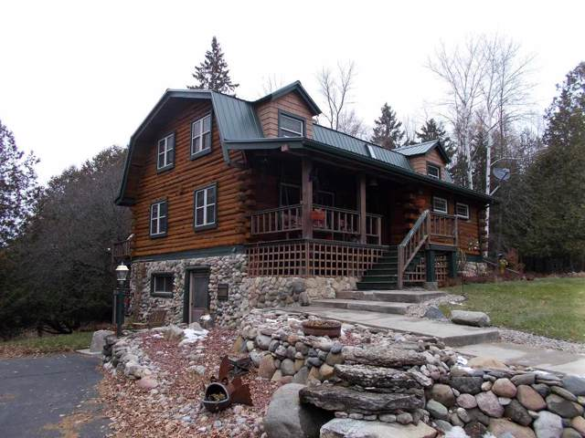 W5196 Hwy 346, Wallace, MI 49893 (#50214351) :: Todd Wiese Homeselling System, Inc.