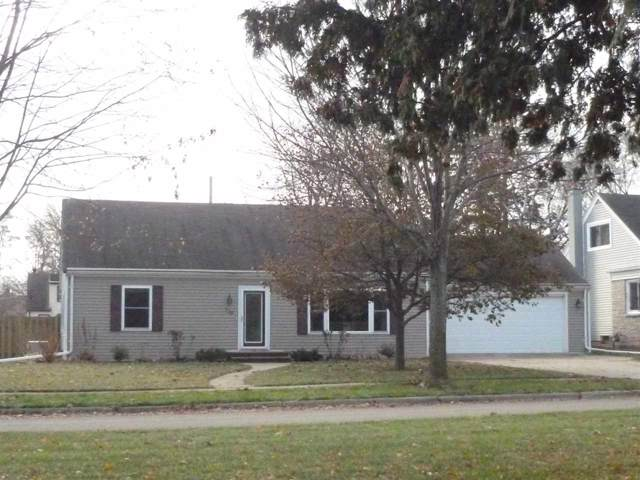 729 Congress Place, Neenah, WI 54956 (#50214442) :: Todd Wiese Homeselling System, Inc.