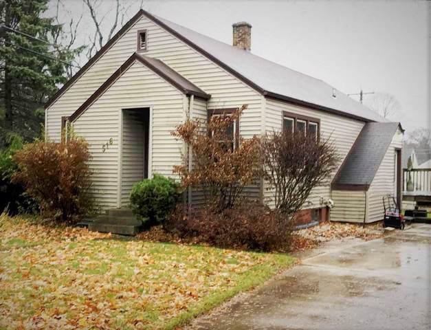 516 Rose Street, Kewaunee, WI 54216 (#50214452) :: Symes Realty, LLC