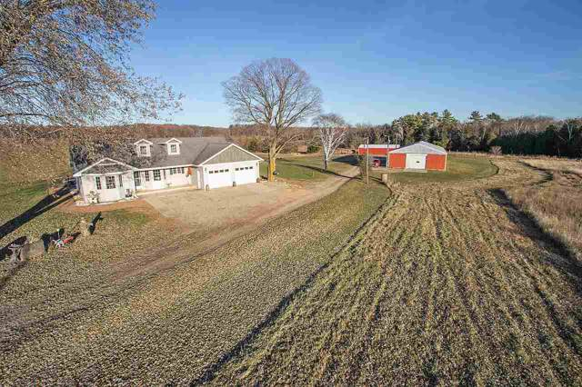 10220 Brazeau Town Hall Road, Pound, WI 54161 (#50214466) :: Dallaire Realty
