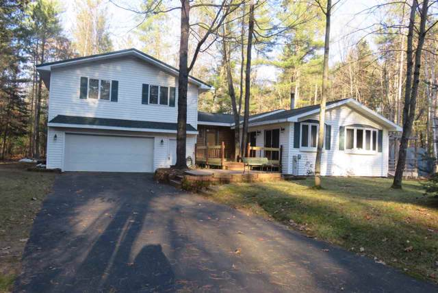 12918 Sunrise Lake Road, Mountain, WI 54149 (#50214477) :: Symes Realty, LLC