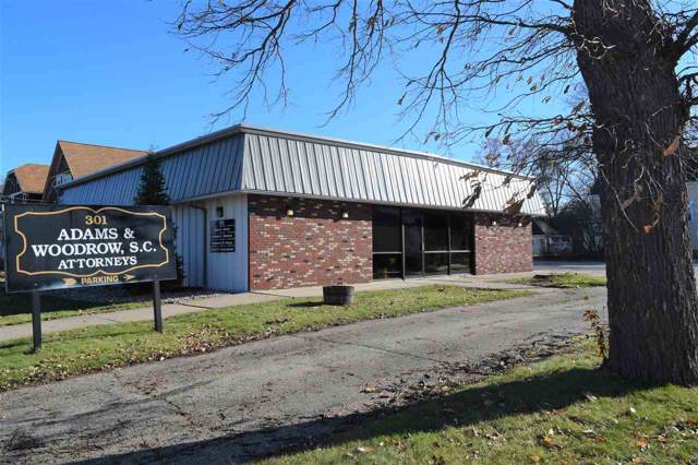301 Nicolet Boulevard, Neenah, WI 54956 (#50214518) :: Dallaire Realty