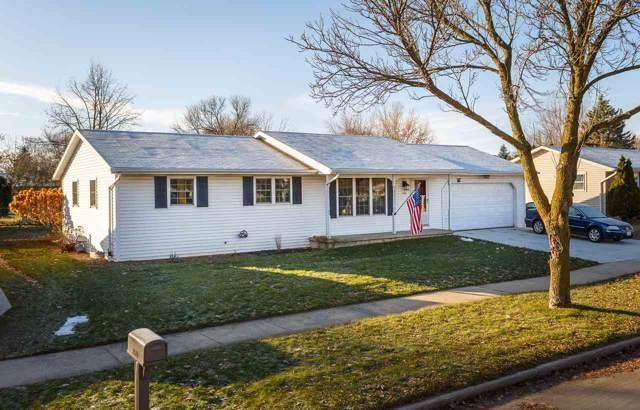 1523 E Sylvan Avenue, Appleton, WI 54915 (#50214560) :: Dallaire Realty